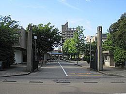 金沢工業大学(環境土木工学科)