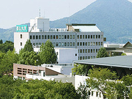 徳山大学ホームページ