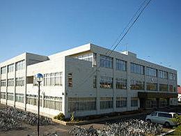 岩見沢市立明成中学校のホームページ