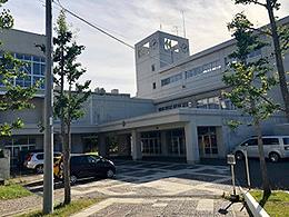 厚別南中学校hP
