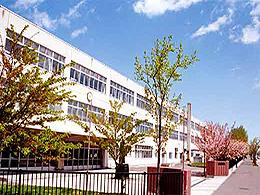 前田中学校HP