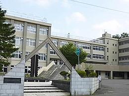 稲穂中学校HP