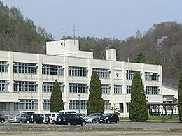 歌志内市立歌志内中学校のホームページ
