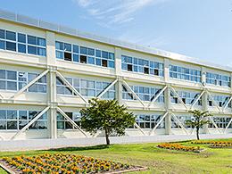 南幌町立南幌中学校のホームページ