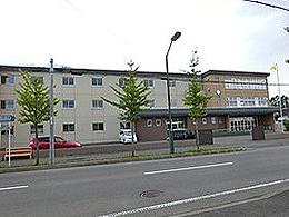 岩見沢市立緑中学校のホームページ