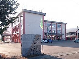 奈井江町立奈井江中学校のホームページ