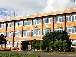 熊石中学校公式サイト