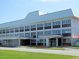 中頓別中学校HP