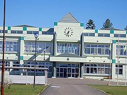 上浦幌中で町教育研究大会