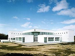 別海町立西春別中学校1|西村建築設計事務所・ギャラリー