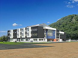 北海道羅臼町 町立知床未来中学校建設事業