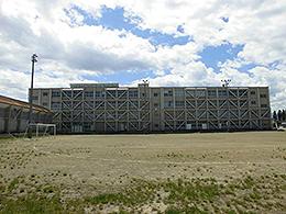 太平中学校HP