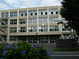 北栄中学校HP