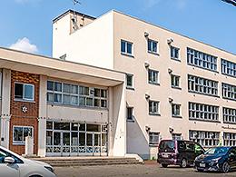 栄中学校HP