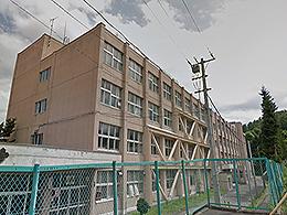 石山中学校HP