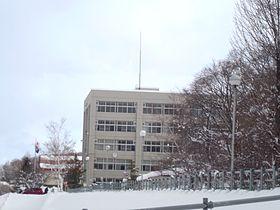 札幌南陵高校 - Wikipedia