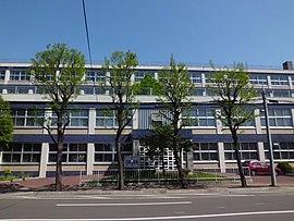 札幌静修高校 - Wikipedia
