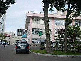 北海学園札幌高校 - Wikipedia