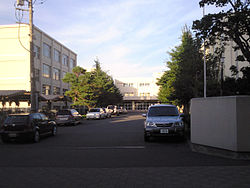 札幌月寒高校 - Wikipedia