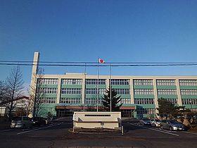 札幌白石高校 - Wikipedia