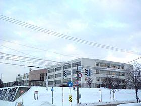 札幌平岡高校 - Wikipedia