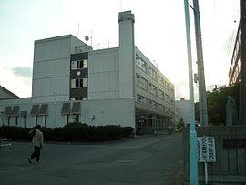札幌藻岩高校 - Wikipedia