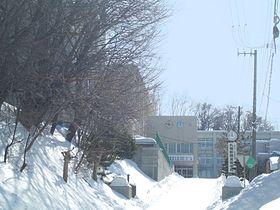札幌新陽高校 - Wikipedia