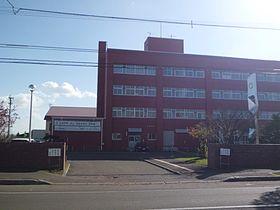 石狩南高校 - Wikipedia