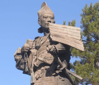 織田信長の銅像