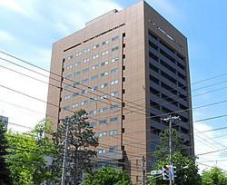 札幌医大の外観写真