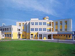 遠別農業高校の外観写真