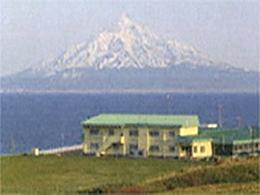 礼文高校の外観写真