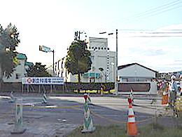 北見柏陽高校の外観写真