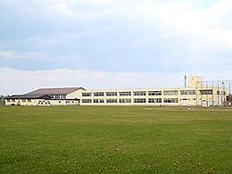 常呂高校の外観写真
