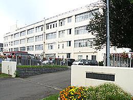 深川東高校の外観写真