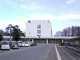 網走南ヶ丘高校の外観写真