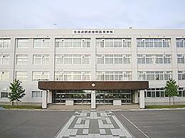 網走桂陽高校の外観写真