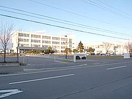 紋別高校の外観写真