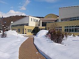 置戸高校の外観写真