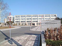 遠軽高校の外観写真