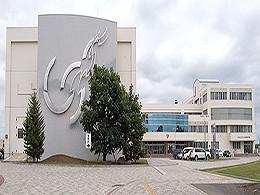 帯広工業高校の外観写真