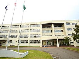 池田高校の外観写真