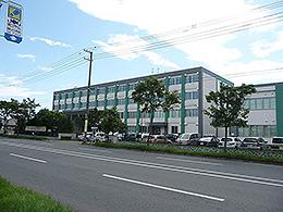 釧路明輝高校の外観写真