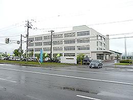 釧路東高校の外観写真