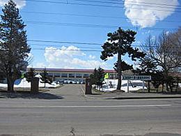 新十津川農業高校の外観写真