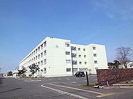 北広島西高校の外観写真