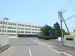 石狩翔陽高校の外観写真