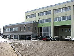 小樽桜陽高校の外観写真