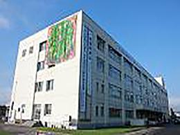 旭川商業高校の外観写真