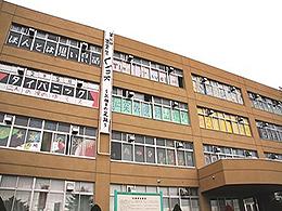 旭川永嶺高校の外観写真